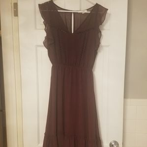 Lovely Wine Colored Dress